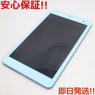 京セラ - 新品同様 KYT32 Qua tab QZ8 チョコミント