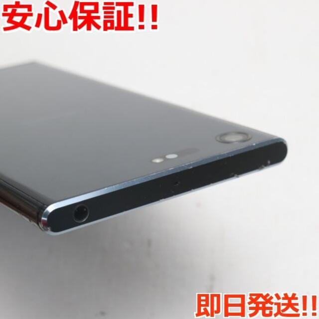 SONY(ソニー)の良品中古 SO-04J Xperia XZ Premium ブラック スマホ/家電/カメラのスマートフォン/携帯電話(スマートフォン本体)の商品写真