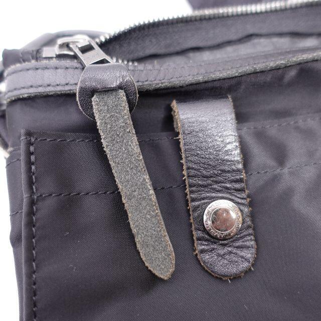 master-piece(マスターピース)のmaster-piece×Lui's サコッシュ メンズ ブラック メンズのバッグ(ショルダーバッグ)の商品写真