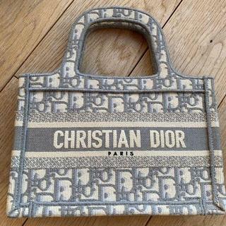 ディオール(Dior)のクリスチャンディオール トートバック ミニ(ハンドバッグ)