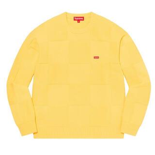 Supreme - XL 21ss supreme Small Box Sweater