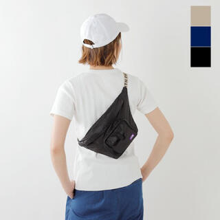 THE NORTH FACE - THE NORTH FACE PURPLELABELライトウェイトウエストバッグ