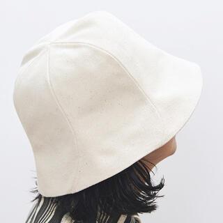 コモリ(COMOLI)の21ss MASU WINDMILL HAT(ハット)