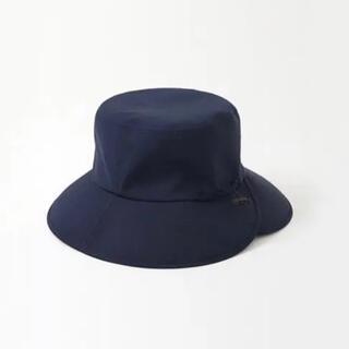 コモリ(COMOLI)のSTUDIO NICHOLSON BONDED/C WIDE BRIM HAT(ハット)