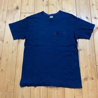 ウエアハウス(WAREHOUSE)のウエアハウス インディゴTシャツ(Tシャツ/カットソー(半袖/袖なし))