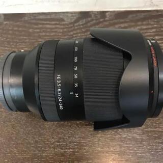 SONY - sony aレンズ FE 24-240mm (SEL24240) フルサイズa7