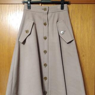 ジルバイジルスチュアート(JILL by JILLSTUART)のジルバイジルスチュアートスカート(ひざ丈スカート)