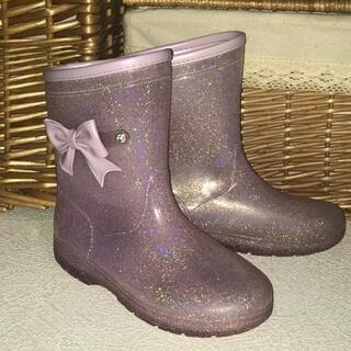 Catherine Cottage - アリサナ レインブーツ 21cm 長靴
