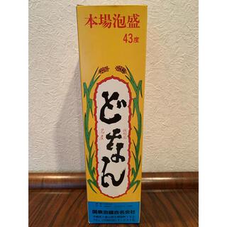 ★琉球泡盛★どなん★クバ巻き★古酒43度900ml★与那国島★(焼酎)