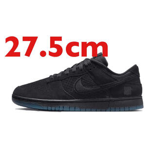 """UNDEFEATED - UNDEFEATED × NIKE DUNK LOW SP """"BLACK"""""""