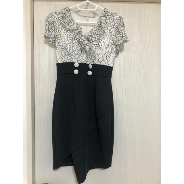 dazzy store(デイジーストア)のキャバドレス ミニドレス ワンピース レディースのフォーマル/ドレス(ミニドレス)の商品写真