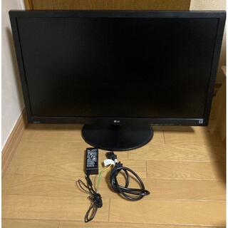 LG Electronics - LG モニター 27MP38VQ-B フルHD IPS非光沢 HDMI対応
