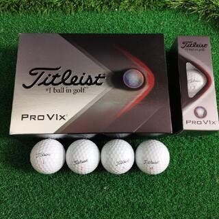 Titleist - タイトリスト ゴルフボール Pro V1X  (2021年モデル)