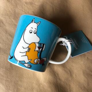 アラビア(ARABIA)の新品☆ アラビア ムーミン マグカップ マグ(グラス/カップ)