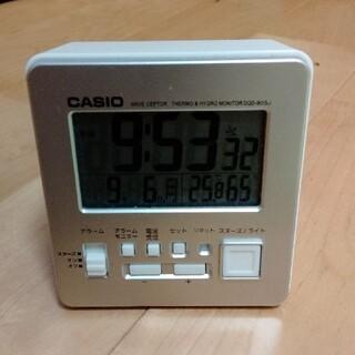 カシオ(CASIO)のCASIO置時計電波時計(置時計)