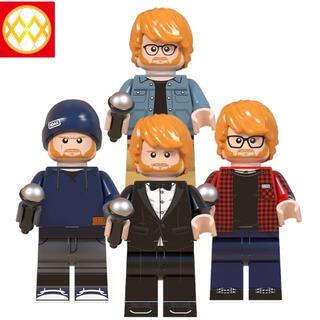 Lego - LEGO エドシーランせっと