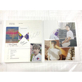 セブンティーン(SEVENTEEN)のSEVENTEEN your choice HMV&ユニバ&ポスカ【ウォヌ】(K-POP/アジア)