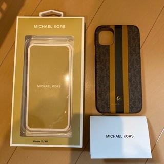 マイケルコース(Michael Kors)のマイケルコース  iPhone11 ケース(iPhoneケース)