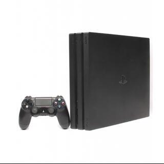 PlayStation4 - ソニー SONY PS4 Pro 本体 ブラック 1TB