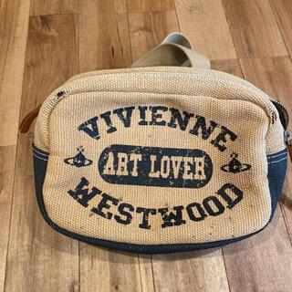ヴィヴィアンウエストウッド(Vivienne Westwood)のヴィヴィアンウェストウッドのボディバック【値下】(ショルダーバッグ)