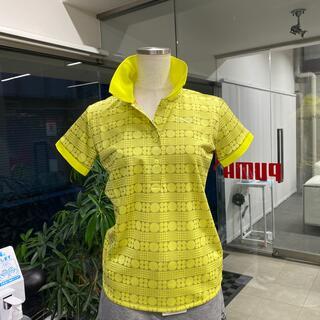 プーマ(PUMA)のpumaレディースゴルポロシャツSサイズ(ウエア)