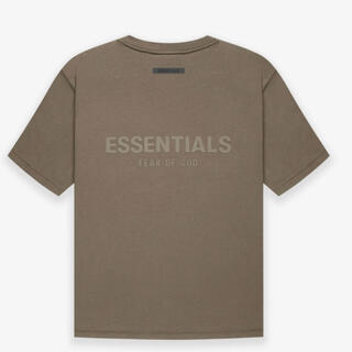 FEAR OF GOD - essentials  fear of god tシャツ  L harvest