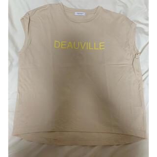 ビューティアンドユースユナイテッドアローズ(BEAUTY&YOUTH UNITED ARROWS)のユナイテッドアローズ★ロゴTシャツ(Tシャツ(半袖/袖なし))