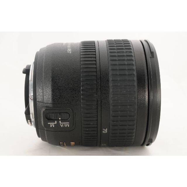 Nikon(ニコン)の【高解像度】Nikon ニコン AF-S 18-70mm f3.5-4.5 スマホ/家電/カメラのカメラ(レンズ(ズーム))の商品写真