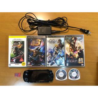 SONY - SONY PSP-3000 本体+懐かしいソフト多数