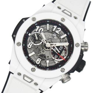 ウブロ(HUBLOT)のウブロ HUBLOT ビッグバン ウニコ 腕時計 メンズ【中古】(腕時計(アナログ))