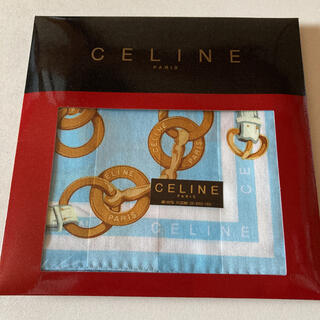 celine - 【CELINE】セリーヌ 大判ハンカチーフ