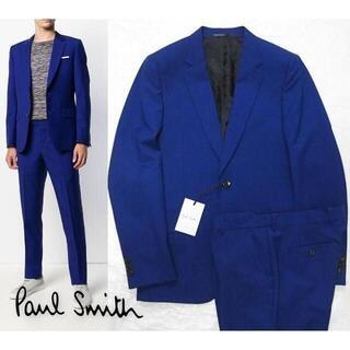 ポールスミス(Paul Smith)の新品 PAUL SMITH コレクション メンズセットアップスーツ 青 R36(セットアップ)