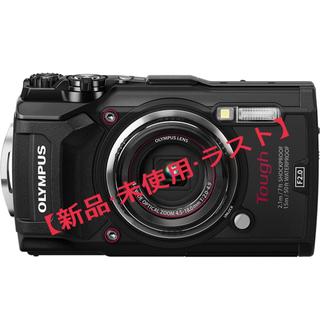 オリンパス(OLYMPUS)の【新品・未使用】OLYMPUS オリンパス TG TG-5 BLACK(コンパクトデジタルカメラ)
