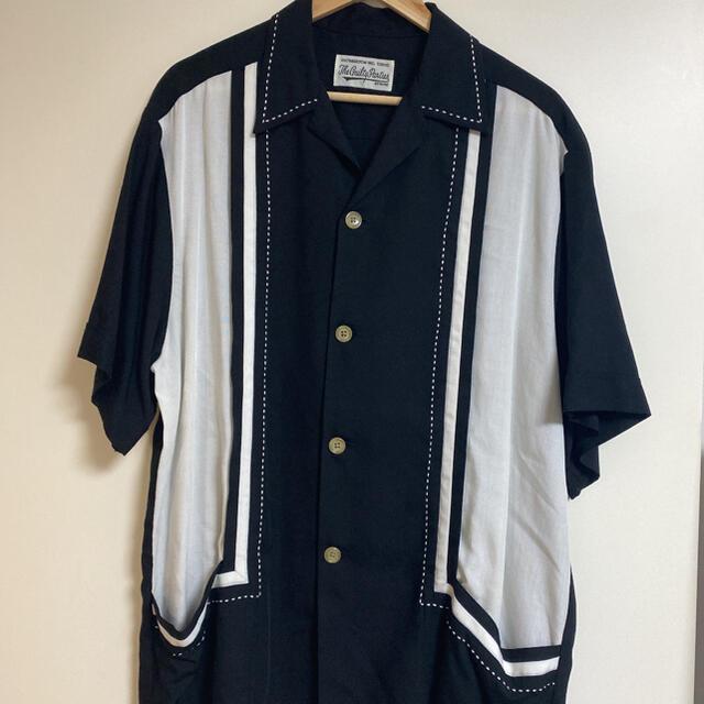 WACKO MARIA(ワコマリア)のwacko maria miami shirt ワコマリア マイアミ Lサイズ メンズのトップス(シャツ)の商品写真