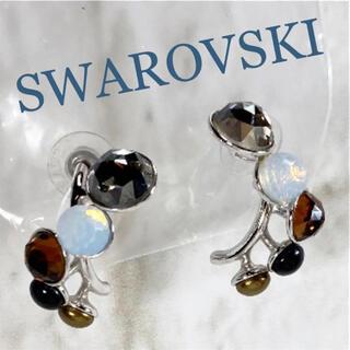 スワロフスキー(SWAROVSKI)のスワロフスキー SWAROVSKI ラグジュアリー ピアス(ピアス)