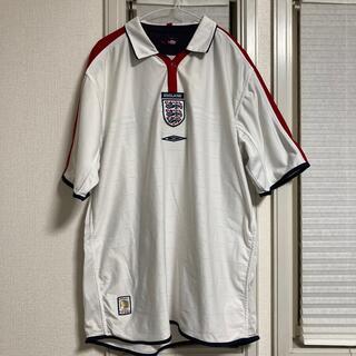 イングランド代表 ユニフォーム