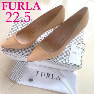 Furla - 新品未使用 FURLA フルラ オペラ パンプス ヒール 22.5㎝