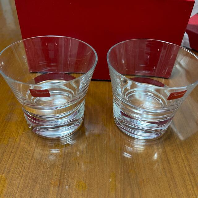 Baccarat(バカラ)のバカラ グラス インテリア/住まい/日用品のキッチン/食器(グラス/カップ)の商品写真