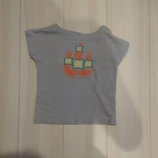 サマンサモスモス(SM2)の子供服Tシャツ 95cm 美品(Tシャツ/カットソー)