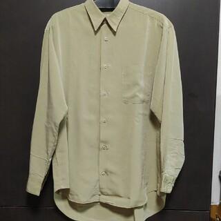Crocodile - クロコダイル 長袖シャツ メンズ ボタンダウンシャツ L