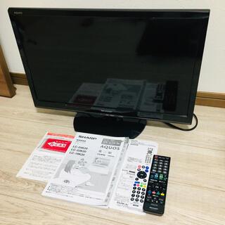 SHARP - SHARP AQUOS テレビ 24型 LC-24K20   2015年製