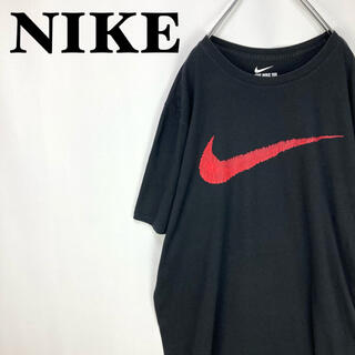 NIKE - 【SALE!!】ナイキ☆ビッグサイズ デカロゴ 半袖Tシャツ カットソー