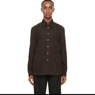 ルメール(LEMAIRE)のLEMAIRE20aw シャツ(シャツ)