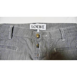ロエベ(LOEWE)の古着 ロエベ LOEWE フィッシャーマンデニム ワイドパンツ サイズ42(デニム/ジーンズ)