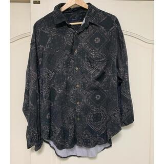 レイジブルー(RAGEBLUE)のRAGEBLUE 長袖シャツ 古着(Tシャツ/カットソー(七分/長袖))