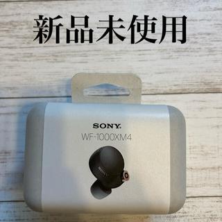 SONY - SONY  WF1000XM4 新品未使用品