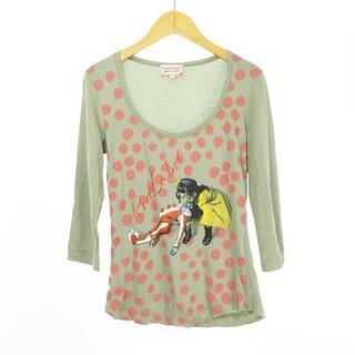 Vivienne Westwood - ヴィヴィアンウエストウッド レッドレーベル Tシャツ ピエロ ドット 水玉 ロゴ