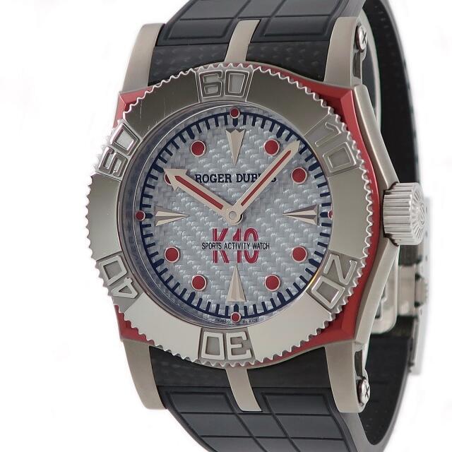 ROGER DUBUIS(ロジェデュブイ)のロジェデュブイ  イージーダイバー K10 SE46 14 7R/9 T メンズの時計(腕時計(アナログ))の商品写真