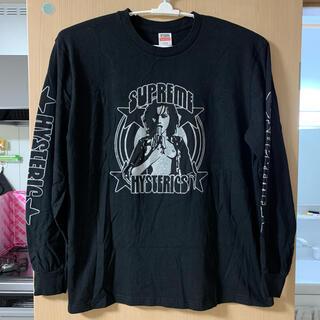 Supreme - Supreme ヒステリックグラマー ロンT Tシャツ シュプリーム