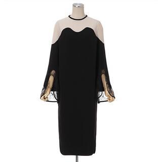 mame - mame 2021aw 伊勢丹限定 ワンピース ドレス